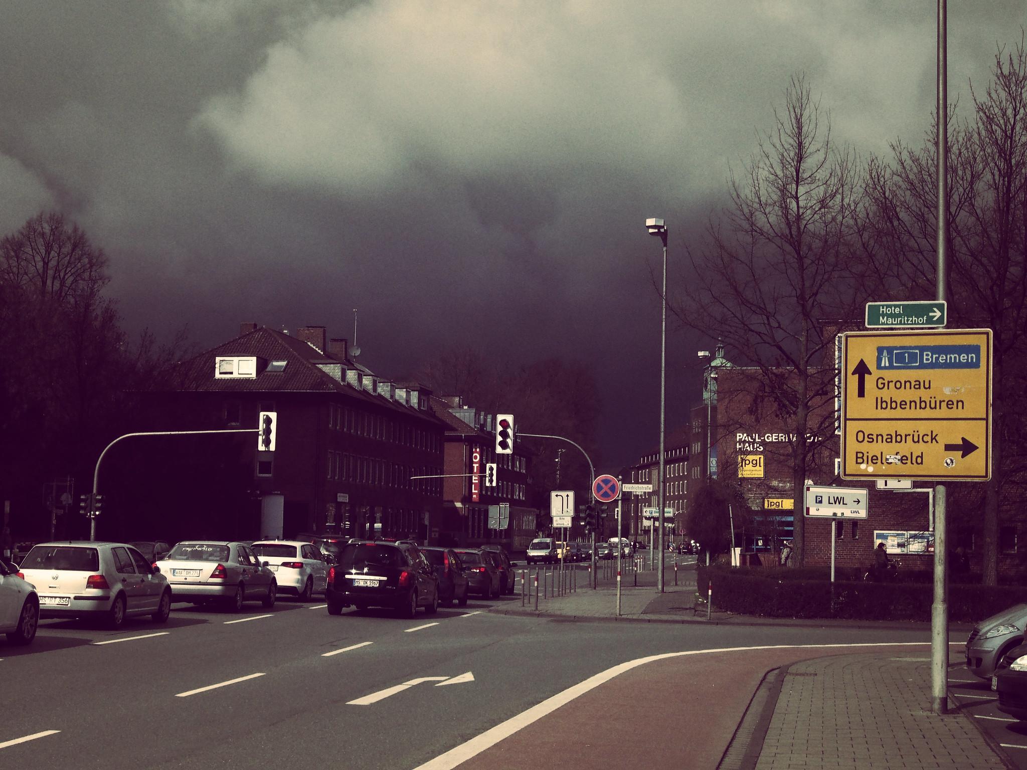 Archivdinge: Sturm