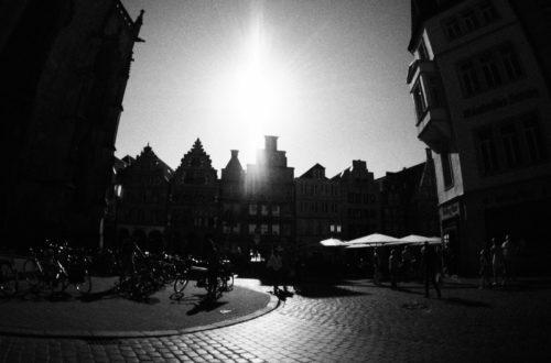 Black & White. Münster. <em><small>(Archivdinge) </small></em>