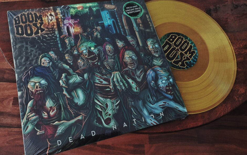 Boom Dox - Vinyl