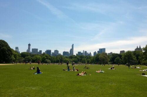 New York – Central Park <small><em>(Archivdinge)</em></small>